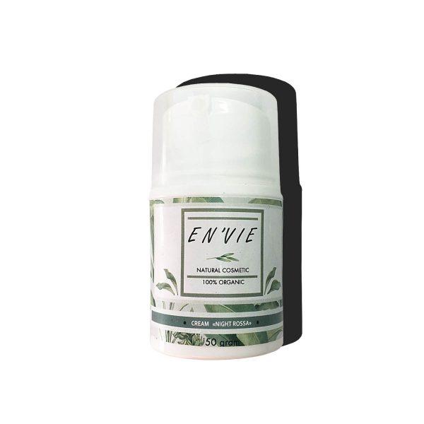 Крем ночной вечерний Купить крем для лица увлажнение и сухая кожа, для жирной кожи натуральный органический ручная работа - Envie Cosmetic - цена отзывы, состав, как использовать и наносить - Envie.com.ua
