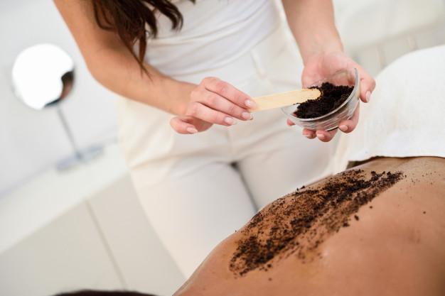 Купить натуральный скраб для тела с кофем - кофейный - как использовать скраб для тела в Украине - Envie.com.ua