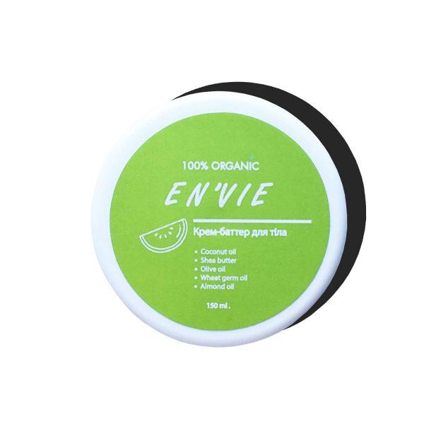 Купить Крем-баттер для тела с ароматом арбуза (150 мл.) - натуральная косметика ручной работы от Envie Cosmetic (Енви, Энви) цена, отзывы (фото)