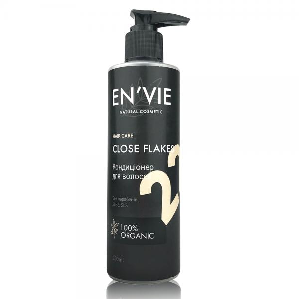 Купить кондиционер для волос в Украине - натуральный органический кондиционер для волос ручной работы с доставкой для волос - Envie.com.ua (верх)