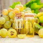 Купить гидрофильное масло с маслом виноградной косточки для умывания и снятия макияжа ручной работы 100% натуральная косметика - Envie.com.ua
